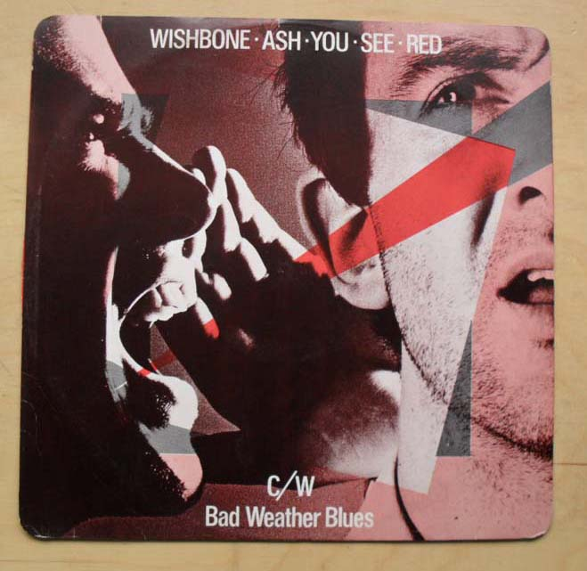 WISHBONE ASH - You See Red Record