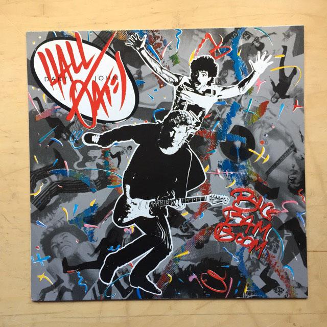 HALL + OATES - BIG BAM BOOM