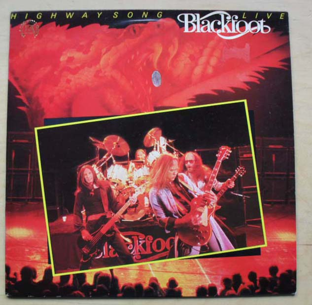 BLACKFOOT - Highway Song - Live