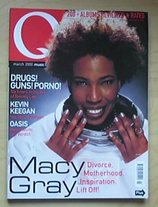 MACY GRAY - Q #162