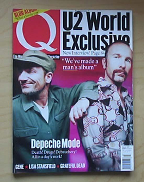 U2 - Q #126