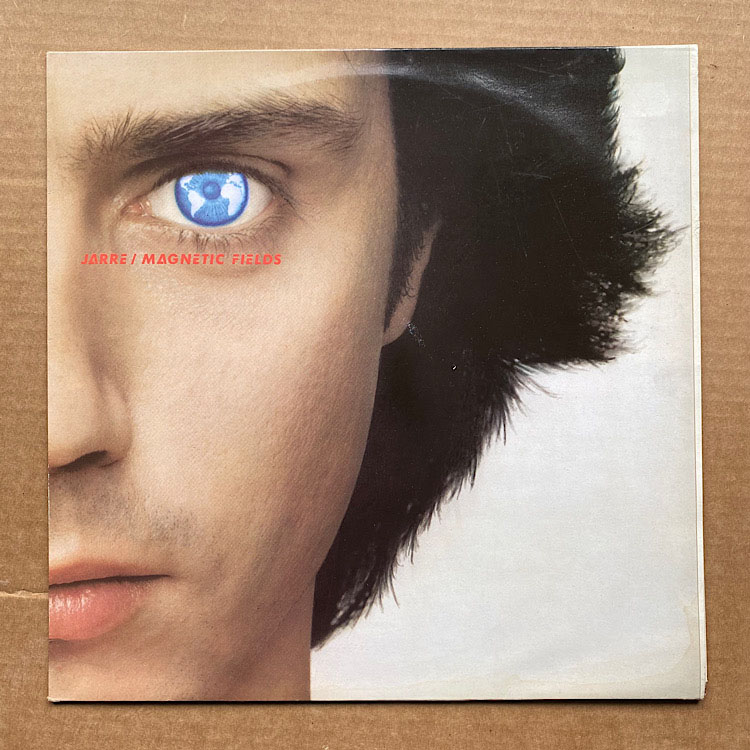 Magnetic Fields - JEAN-MICHEL JARRE
