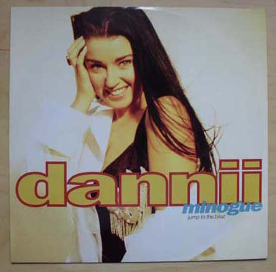 DANNII MINOGUE - JUMP TO THE BEAT