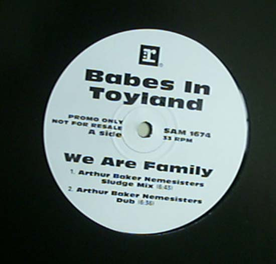BABES IN TOYLAND - WE ARE FAMILY