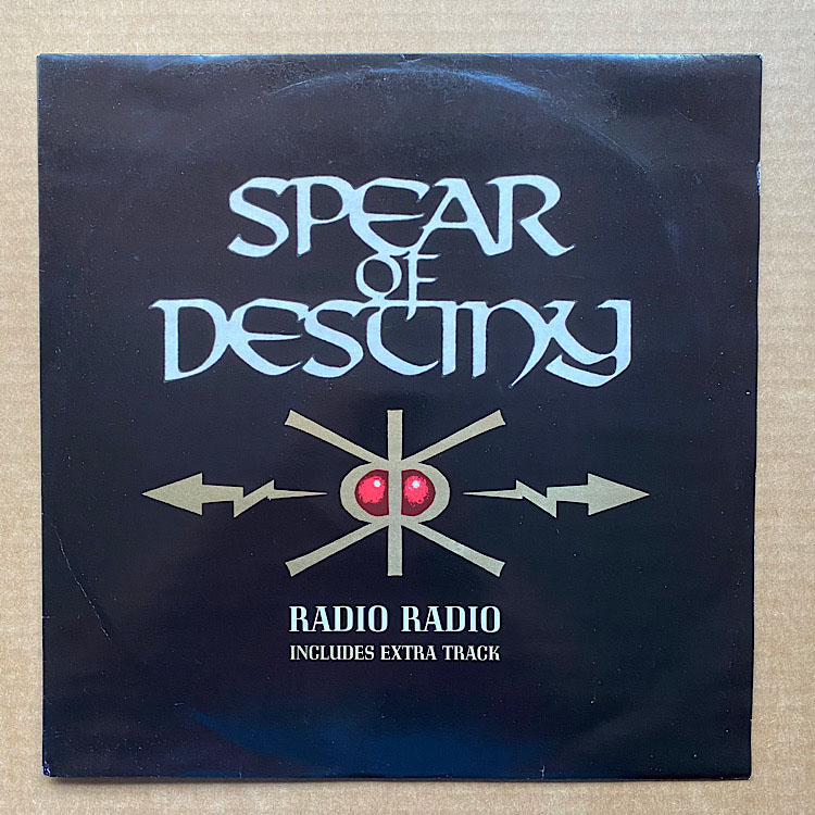 SPEAR OF DESTINY - Radio Radio CD