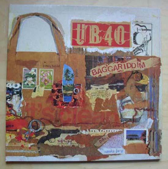 """UB40 - BAGGARIDDIM(+12"""")"""
