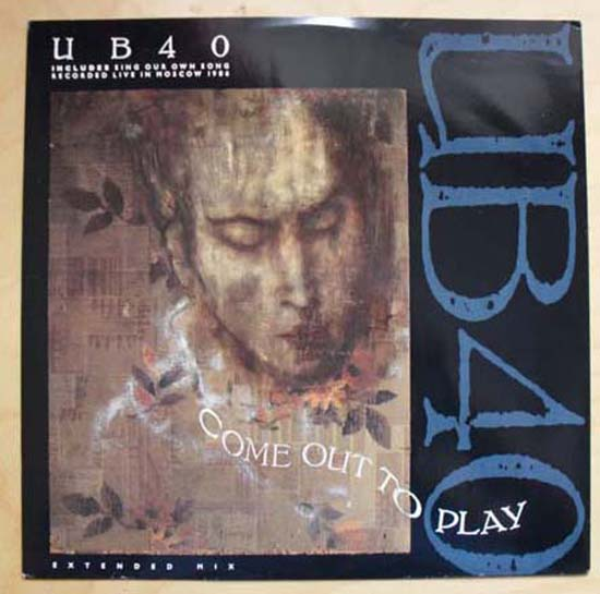 UB40 - COME OUT TO PLAY