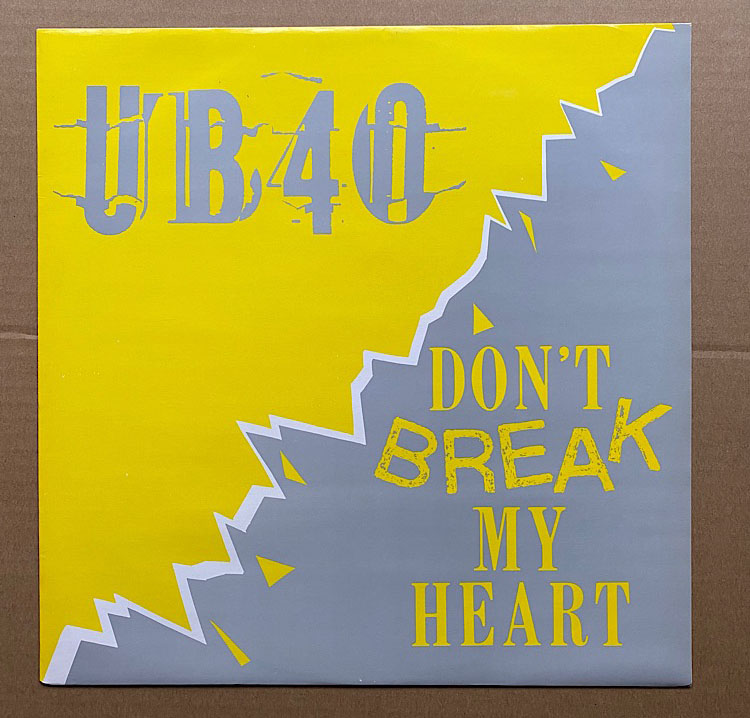 UB40 - DON'T BREAK MY HEART