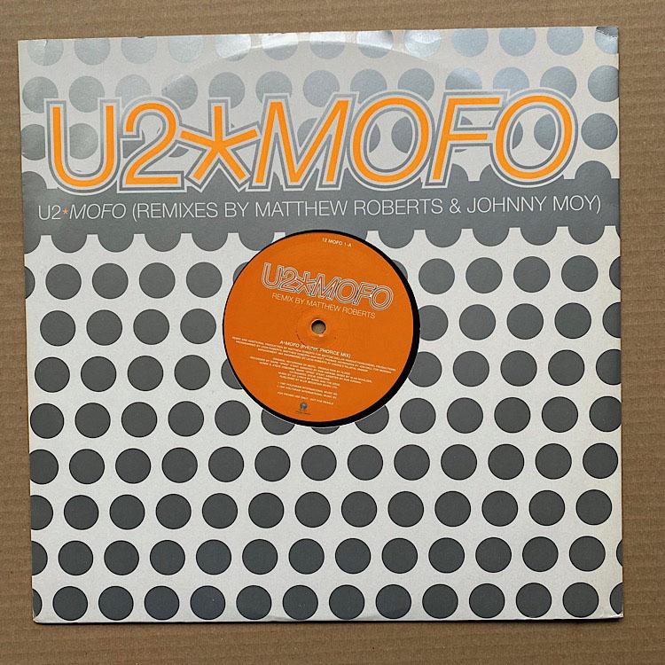 U2 - MOFO(PHUNK PHORCE)