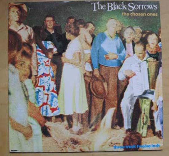 BLACK SORROWS CHOSEN ONES