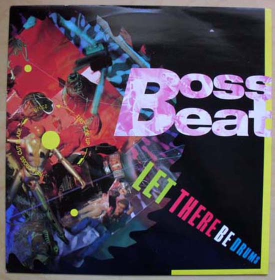 BOSS BEAT - Let There Be Drums EP