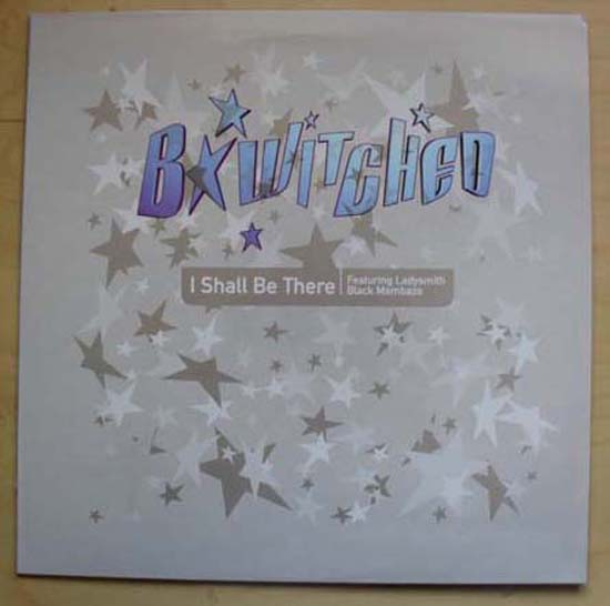 B*WITCHED - I SHALL BE THERE