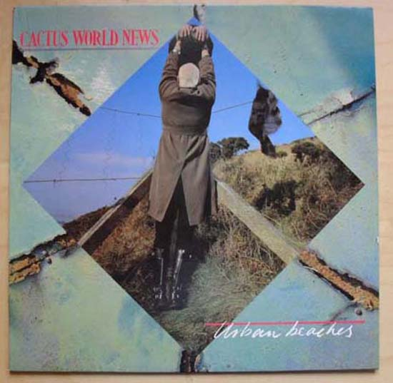 CACTUS WORLD NEWS - URBAN BEACHES