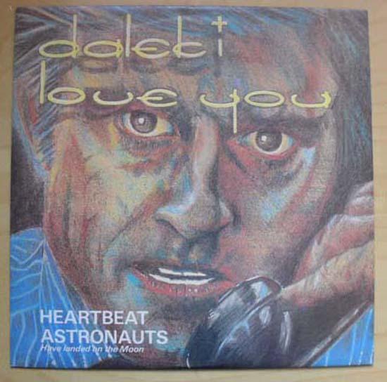 DALEK I LOVE YOU - HEARTBEAT