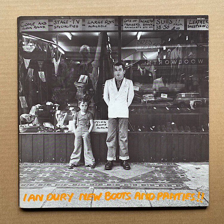Ian dury new boots and panties records lps vinyl and cds musicstack new boots and panties solutioingenieria Gallery