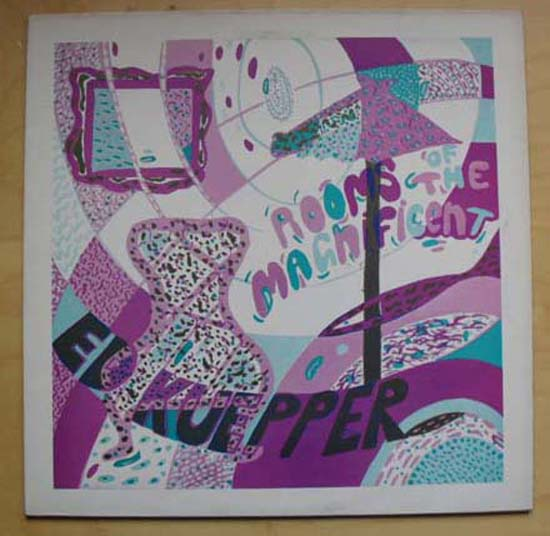 ED KUEPPER - ROOMS OF THE MAGNIFICENT