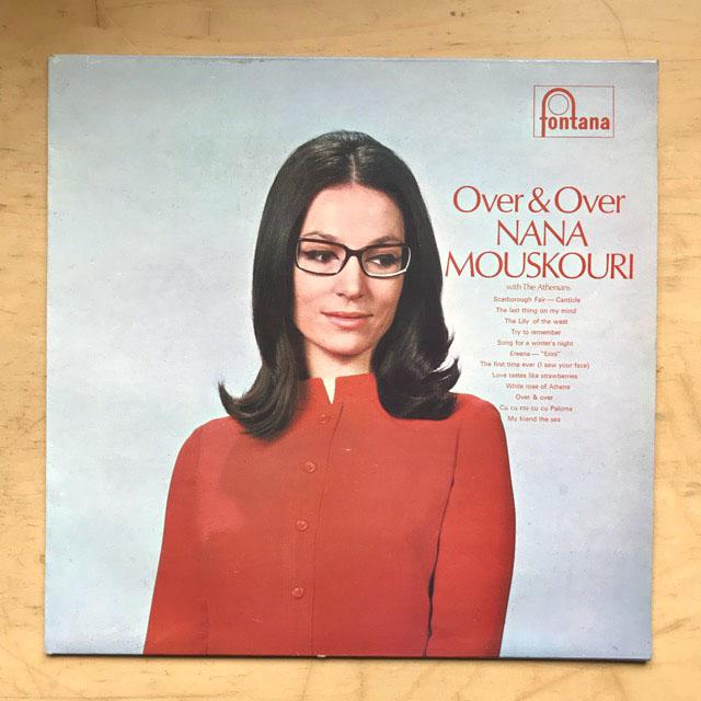 NANA MOUSKOURI - OVER AND OVER