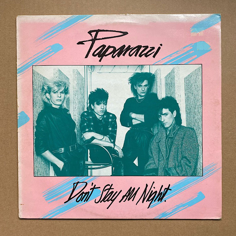 PAPARAZZI - DON'T STAY ALL NIGHT
