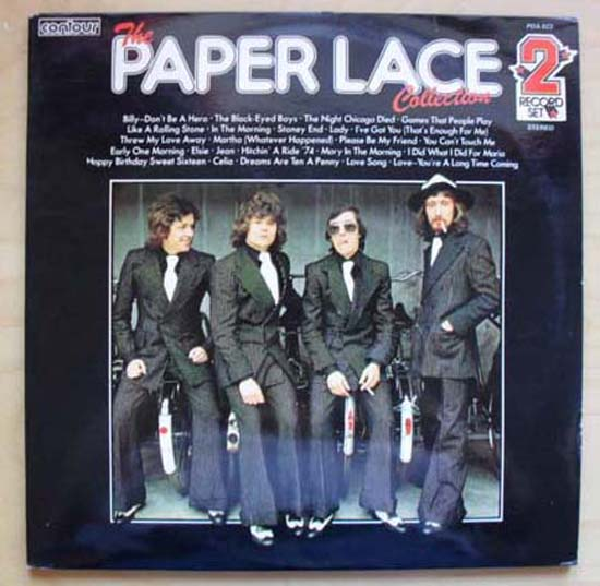PAPER LACE - COLLECTION