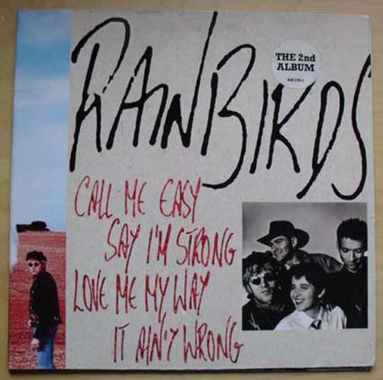 RAINBIRDS - Call Me Easy Say I'm Strong...