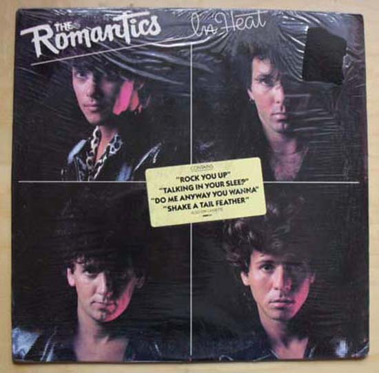 Romantics In Heat Records Lps Vinyl And Cds Musicstack