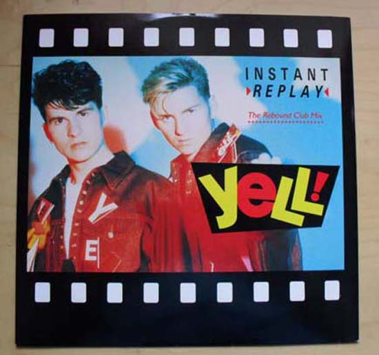 YELL! - INSTANT REPLAY