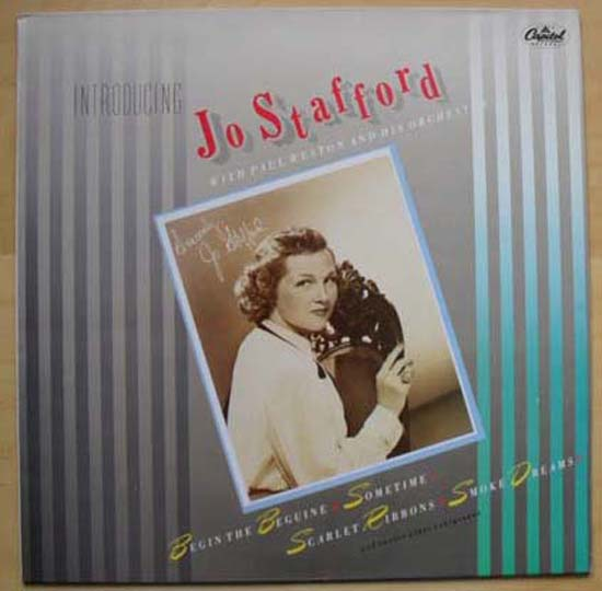 Introducing Jo Stafford