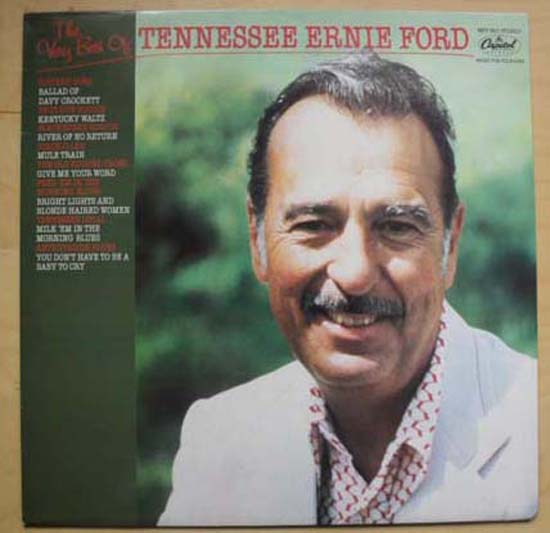 tennessee ernie ford the very best of tennessee ernie ford. Cars Review. Best American Auto & Cars Review