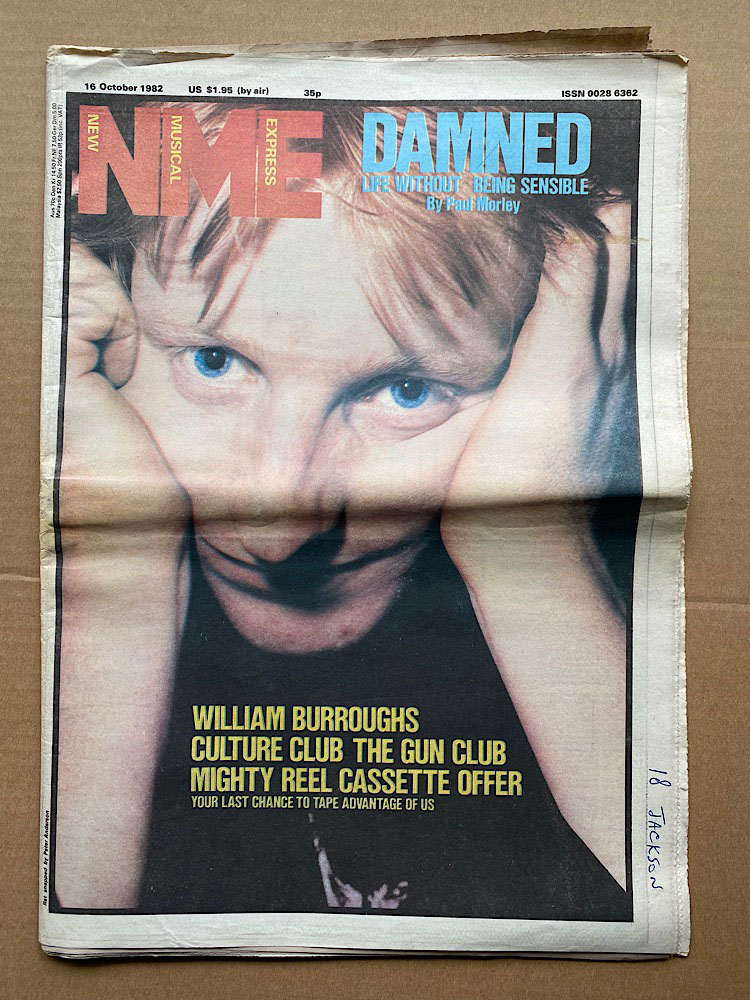 DAMNED - NME