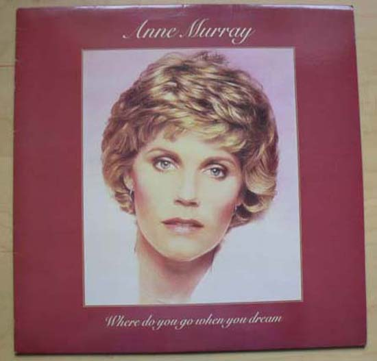 ANNE MURRAY - Where Do You Go When You Dream EP