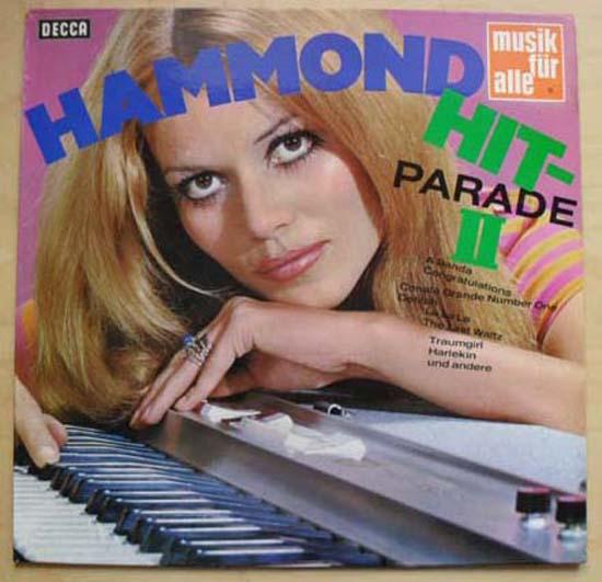 HAMMOND - HAMMOND HIT PARADE II