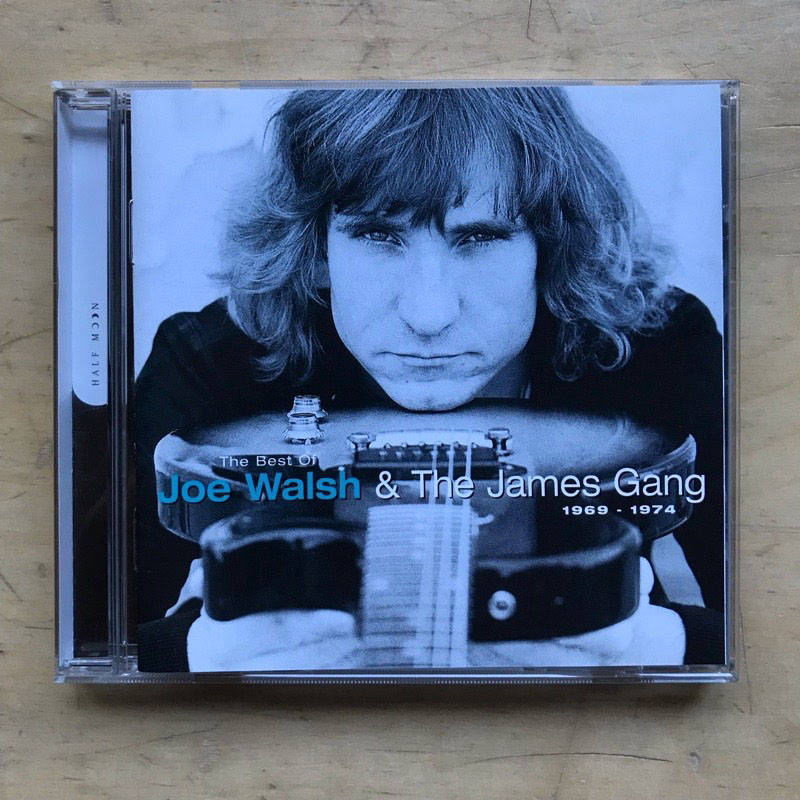 JOE WALSH & THE JAMES GANG - Best Of 1969-1974