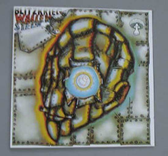 WALLENSTEIN - BLITZKRIEG - CD