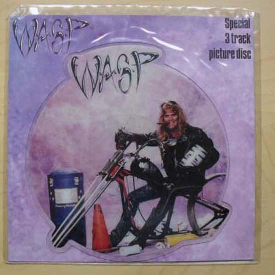 WASP - MEAN MAN
