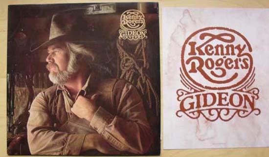 KENNY ROGERS - Gideon Single