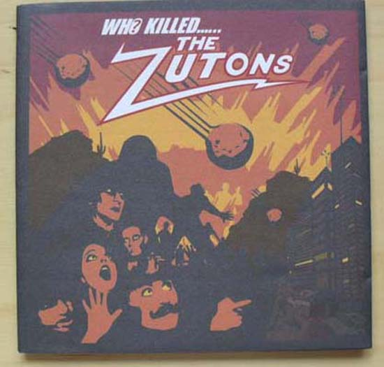 ZUTONS - WHO KILLED THE ZUTONS