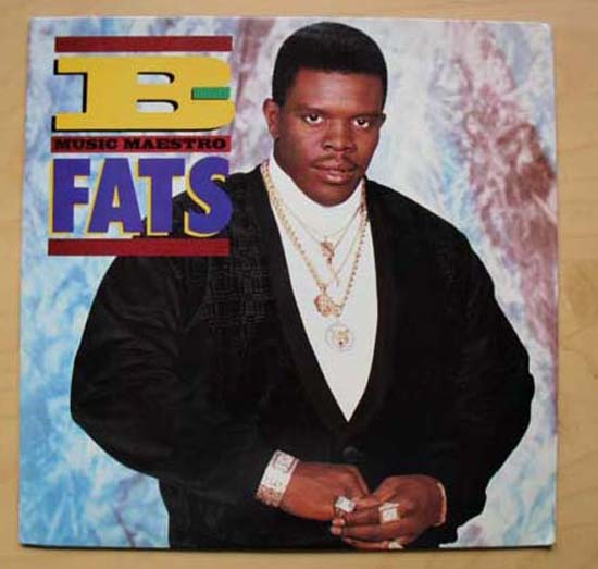 B FATS - MUSIC MAESTRO