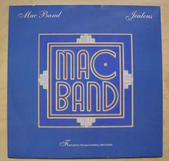 MAC BAND - JEALOUS