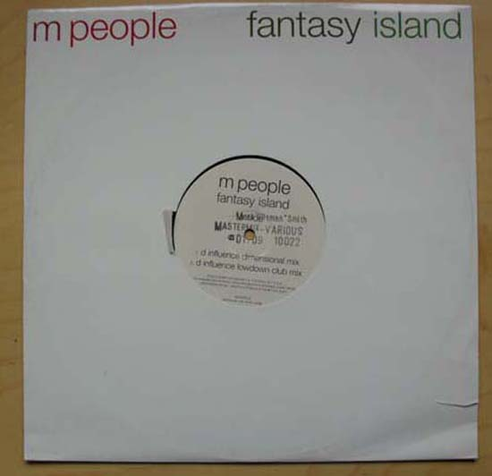 M PEOPLE - FANTASY ISLAND