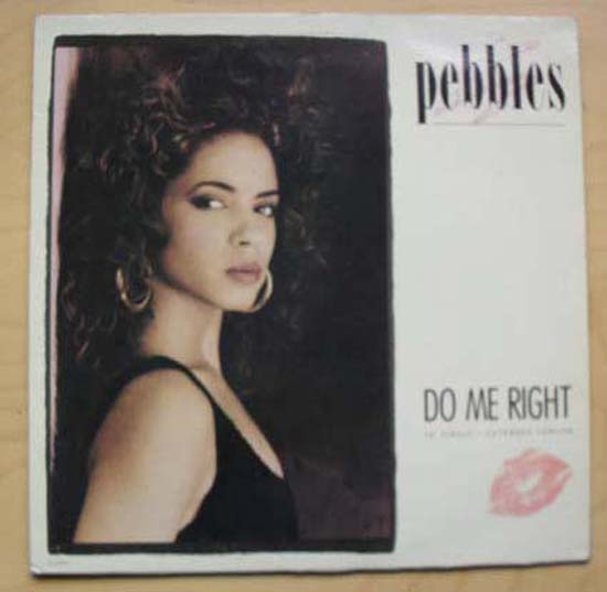 PEBBLES - Do Me Right CD