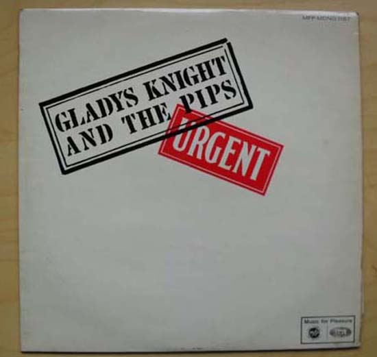 GLADYS KNIGHT AND THE PIPS - GLADYS KNIGHT AND THE PIPS - 33T