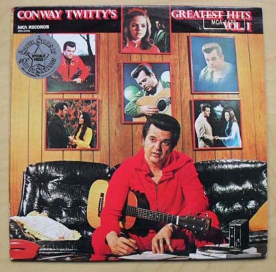 CONWAY TWITTY - Greatest Hits Volume 1