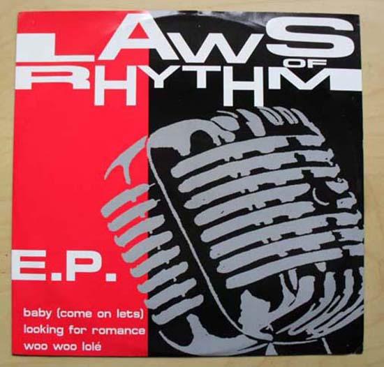 LAWS OF RHYTHM - LAWS OF RHYTHM EP