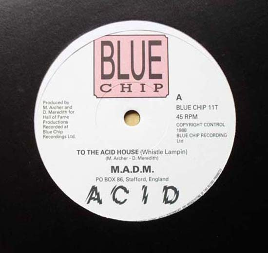 M.A.D.M. - TO THE ACID HOUSE