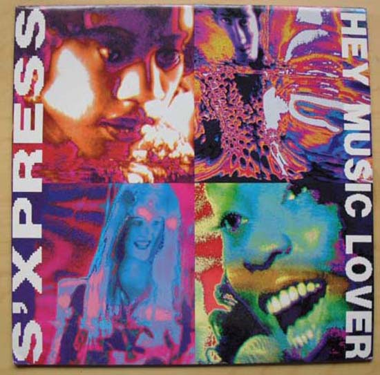 S'EXPRESS - HEY MUSIC LOVER