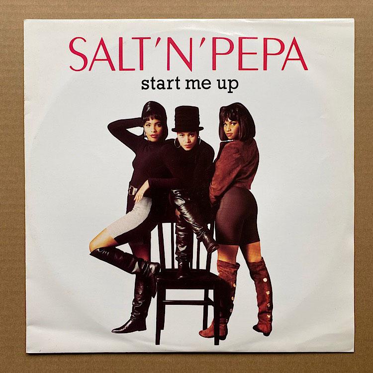 SALT N PEPA - START ME UP