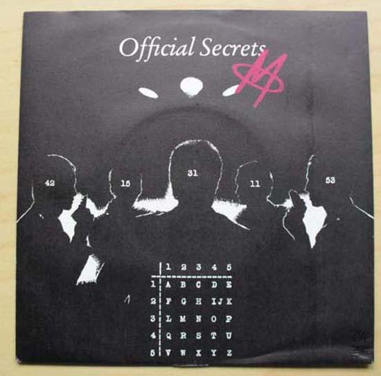 M - OFFICIAL SECRETS