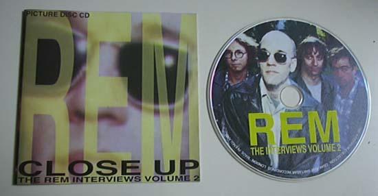 R.E.M. - CLOSE UP INTERVIEWS