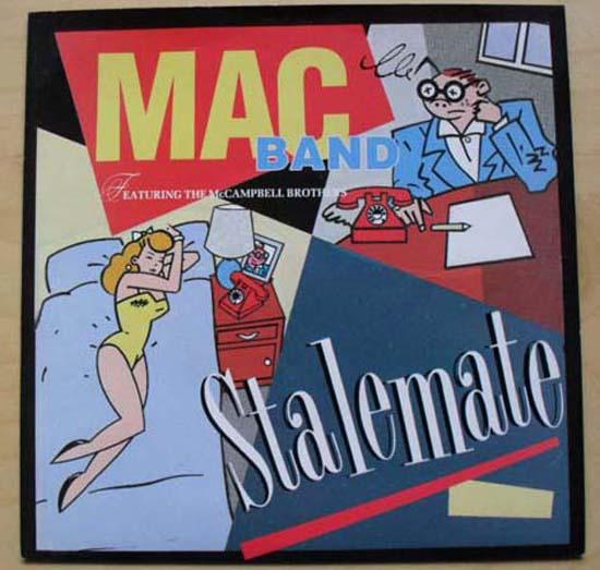 MAC BAND - STALEMATE