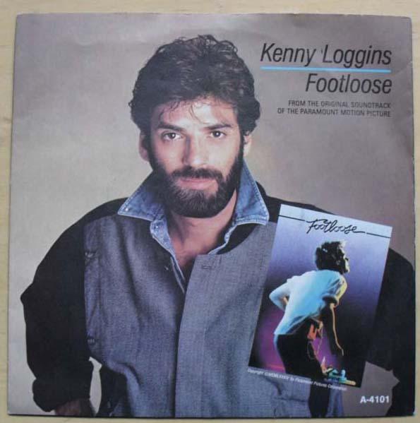 KENNY LOGGINS - Footloose Album